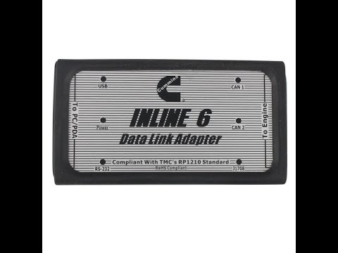 cummins inline 6 Add connection and connect to ECM