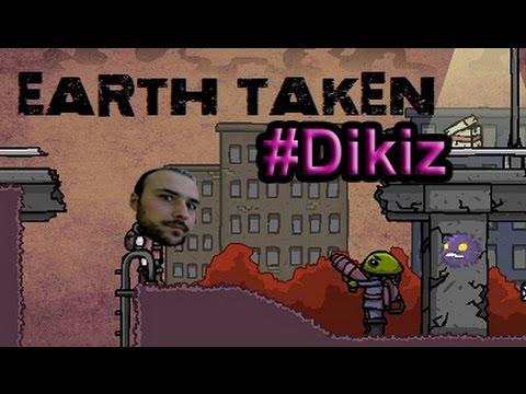 Uzaylı Direnişcisi DeDe - Earth Taken # Dikiz