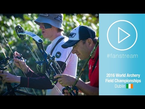 #FanStream: Dave Cousins v Njaal Aamaas – Compound Men's Bronze Final | Dublin 2016