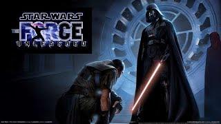 Star Wars: The Force Unleashed (Звёздные войны: Необузданная Сила) полный игрофильм (rus)