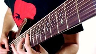 Envy (9 string metal song) - Rob Scallon