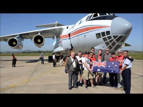 Air Koryo IL-76 and IL-62 Soloviev Symphony. Highlight of North Korea Aviation Tour