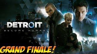 Detroit: Become Human! Grand Finale! - YoVideogames