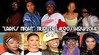 """Not Tonight (Ladies Night Remix)"" Tribute  