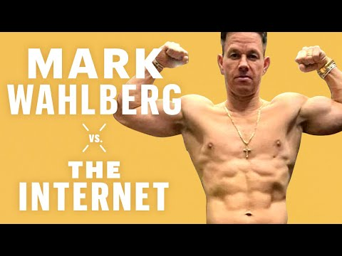 Mark Wahlberg Doesn't Actually #RiseAndGrind at 2:30AM Everyday   Vs The Internet   Men's Health