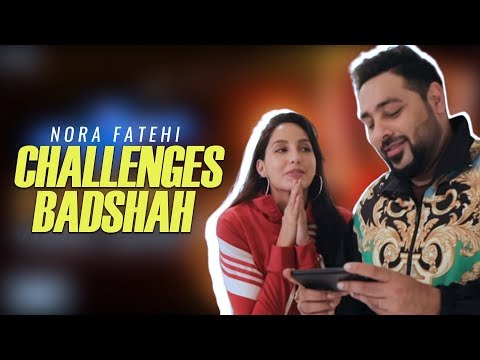 Nora Fatehi Challenges Badshah To Do The Garmi Hookstep