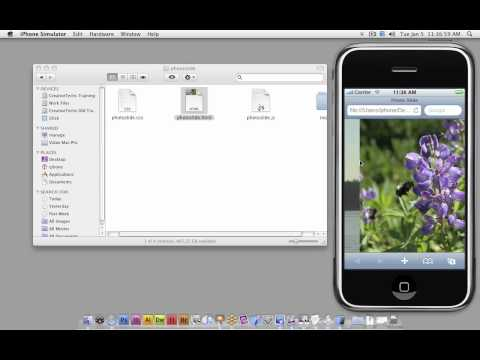 Learn to Build iPhone Web Apps - In Partnership with O'Reilly: Overview