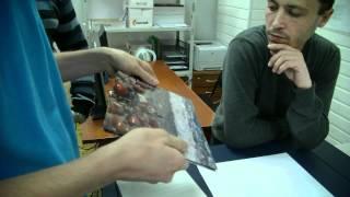 видео изготовление фотоальбомов