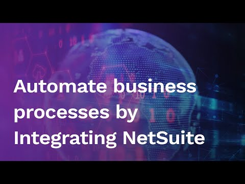 [Case Study] Automate business processes by Integrating NetSuite, Workday & Open-Air using Boomi