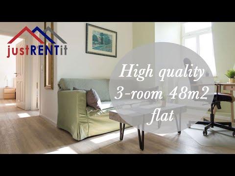 Furnished 39 sqm apartment in Dresden | Möblierte Wohnung 39 qm in Dresden (1OG Studio 5)
