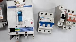 দেখুন বিভিন্ন ধরনের সার্কিট ব্রেকারের সুবিদা কি। Different Typs  Circuit Breaker.