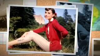Audrey Hepburn a British Actress And Humanitarian