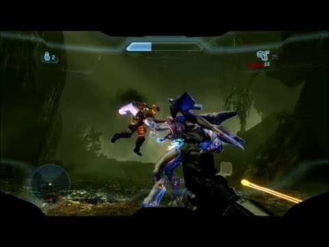 Halo 4 - Can You Save The Marine At The Beginning Of Infinity?
