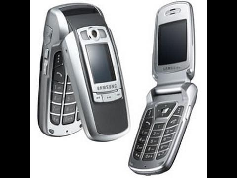 Вскрытие/Disassembly Samsung SGH-M300