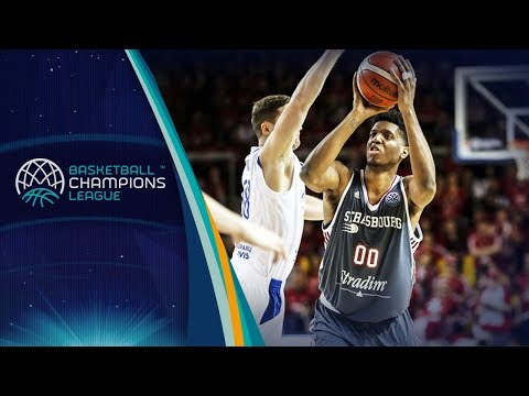 21PTS: Damien Inglis saves SIG Strasbourg from drop-out!