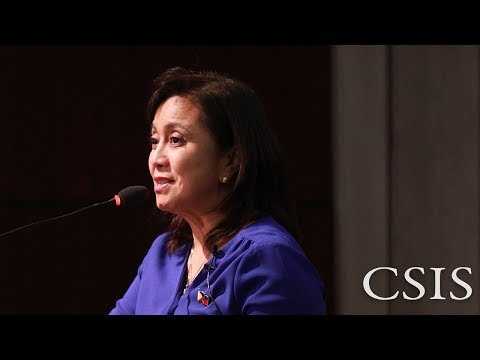 CSISPertamina Banyan Tree Leadership Forum with Vice President Leni Robredo