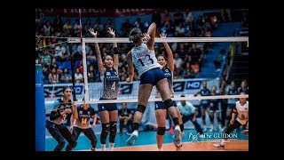 Top 10 Jhoana Maraguinot Attacks of S80
