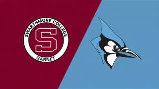 Swarthmore Baseball Highlights vs. Johns Hopkins (Game two // March 31, 2018)