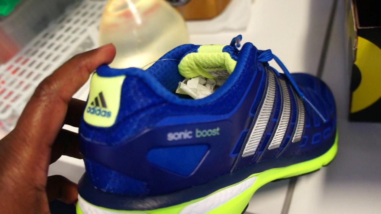 Adidas Sonic Boost Por Unboxing Por un qué es necesario Adidas un video unboxing ab65612 - colja.host