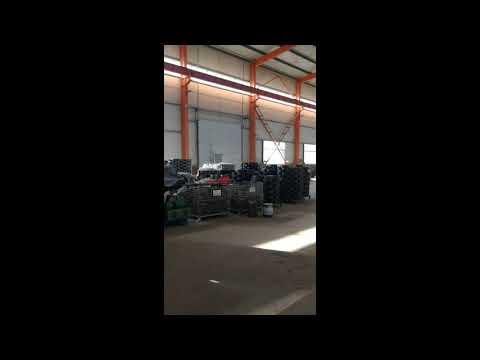 Shandong huagong bearing CO ,LTD new factory