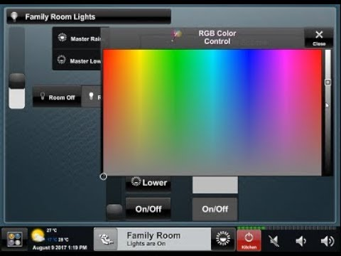 ap crestron tutorial lighting control tablet and touchpanels
