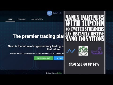 twitch cryptocurrency donation