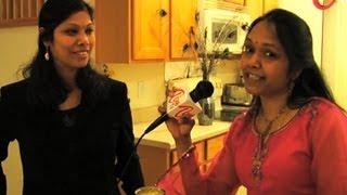 Recipes - How To Make Quick Chat - Pistachio Salad & Mango Bite ?