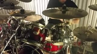 Metallica Am I Evil Drum Cover