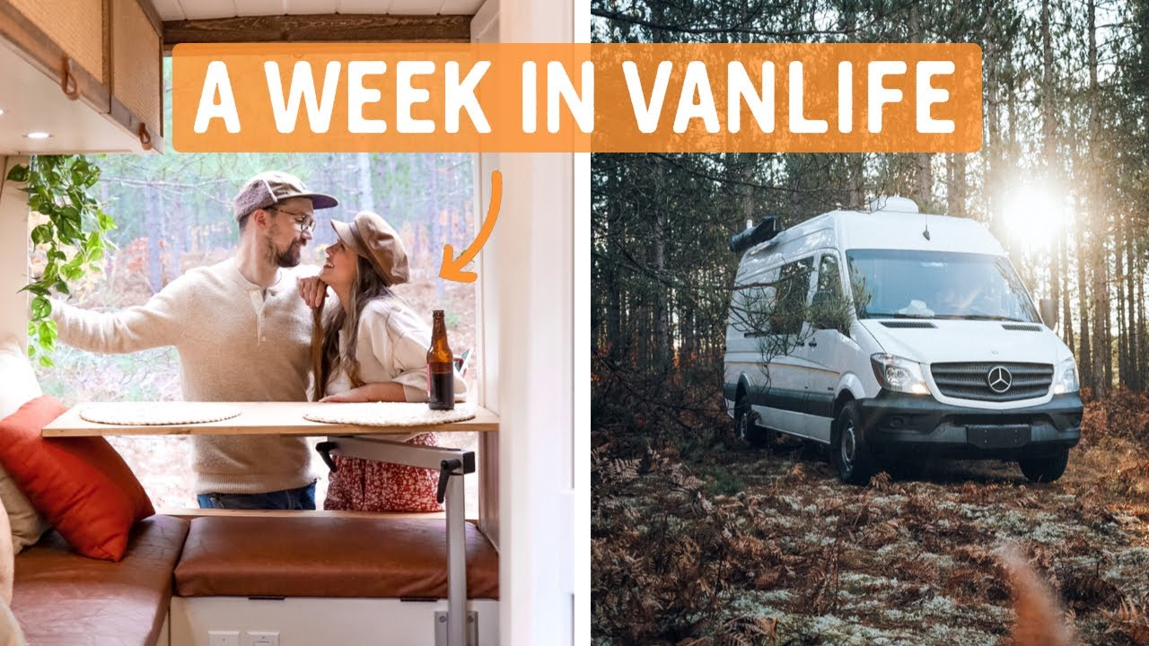 WHAT IS FULL-TIME VANLIFE REALLY LIKE?