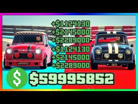 How To Make Most MONEY SOLO In GTA 5...