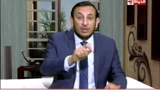 بالفيديو.. «داعية إسلامى» يروى قصة تعلق أم المؤمنين زينب بـ«الحبل»