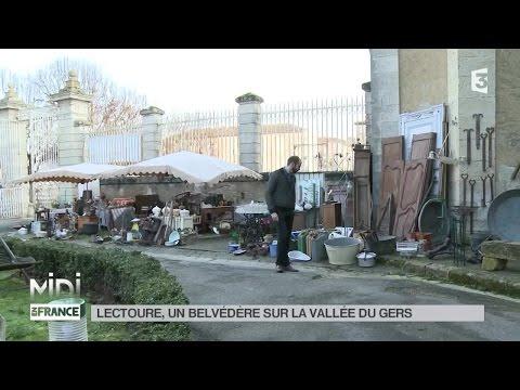 SUIVEZ LE GUIDE : Lectoure, un belvédère sur la vallée du Gers