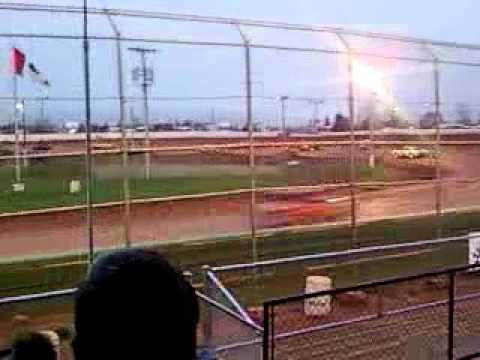 Dirt Track Racing at Superior Speedway (Part 3)