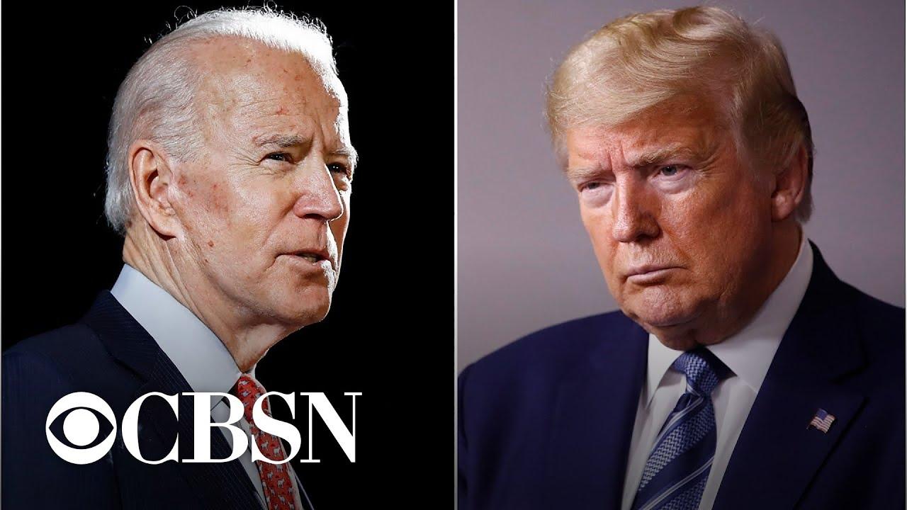 Trump up one point in Ohio as Biden leads Michigan: CBS News Battleground Tracker poll – CBS News