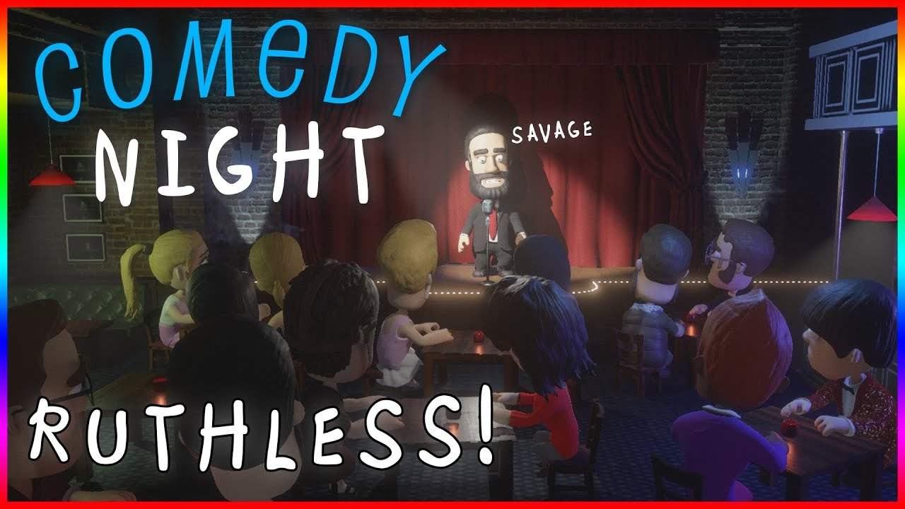 THIS GUY IS RUTHLESS! Comedy Night (Stand-Up Comedy)