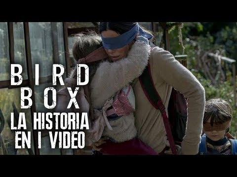 Bird Box: A Ciegas I La Historia en 1 Video