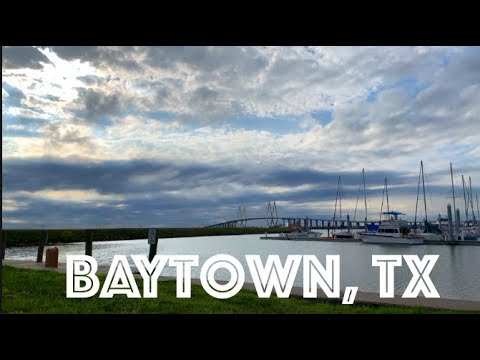 My Hometown | BAYTOWN, TX | DJI Osmo Mobile 2