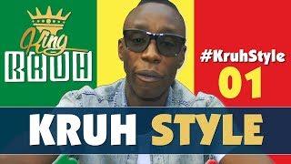 King Kruh - Kruh Style (clip officiel freestyle) : teaser 01