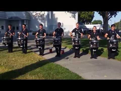 Columbians Drumline 2015  - Pasco, WA