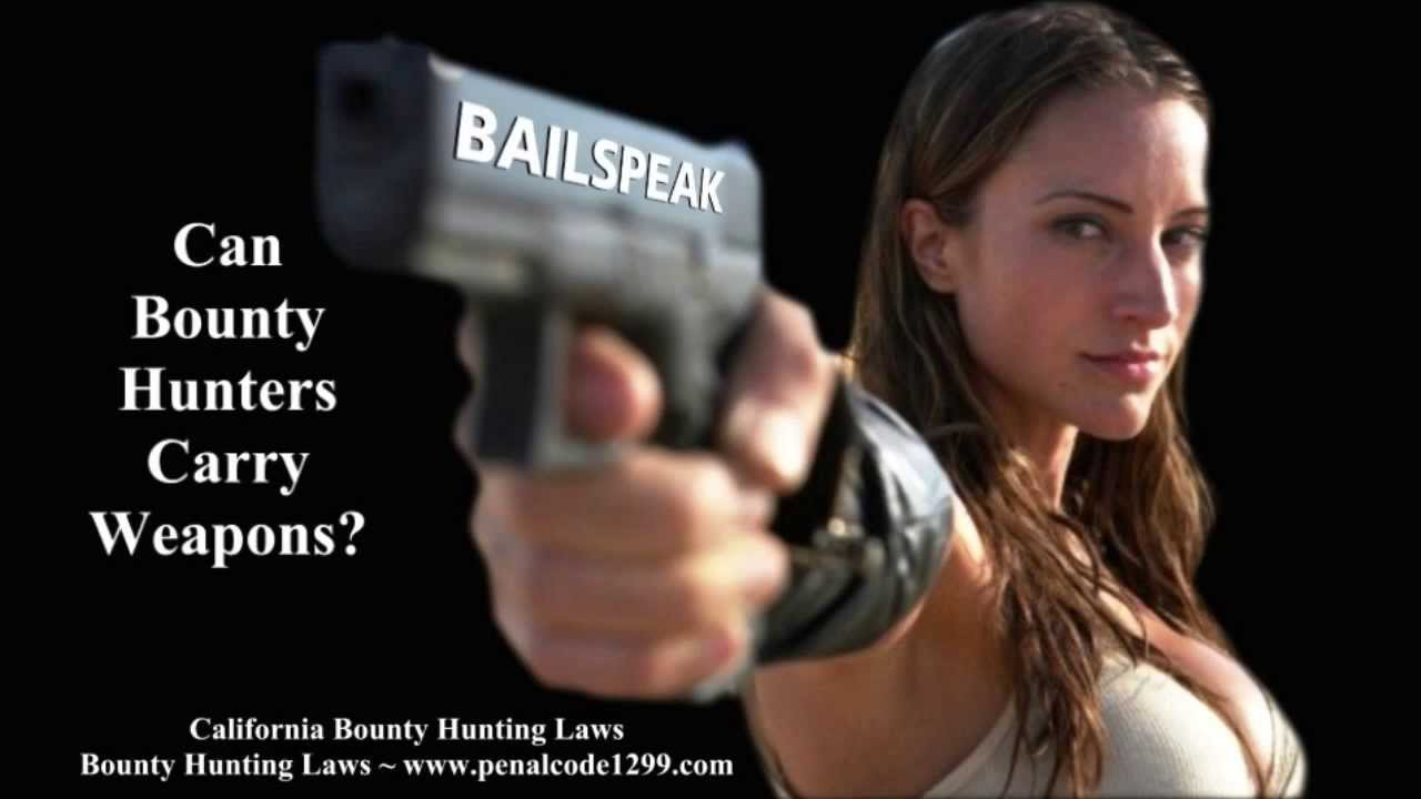 California bounty hunting license youtube for California out of state fishing license