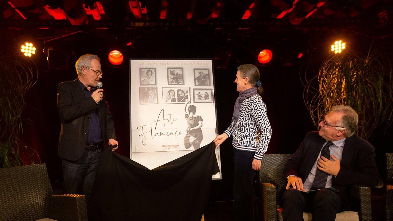 Présentation du 31e Festival Arte Flamenco