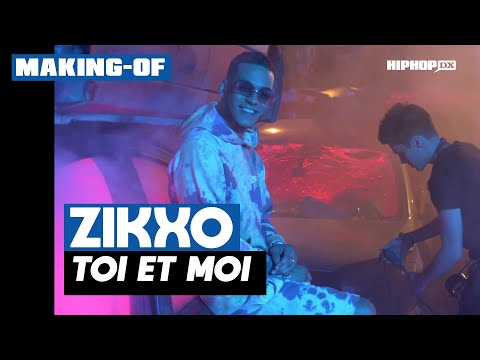 Youtube: Zikxo – Toi et moi (Making Of Officiel – Exclusivité HipHop DX)