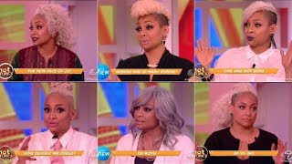 The Best of Raven-Symoné on The View - PART 1