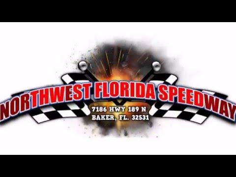 Northwest Florida Speedway Season Opener April 2, 2016