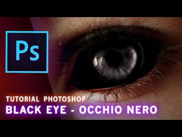 Tutorial Photoshop: Creare Effetto Occhio Nero  [ Black Eye ]