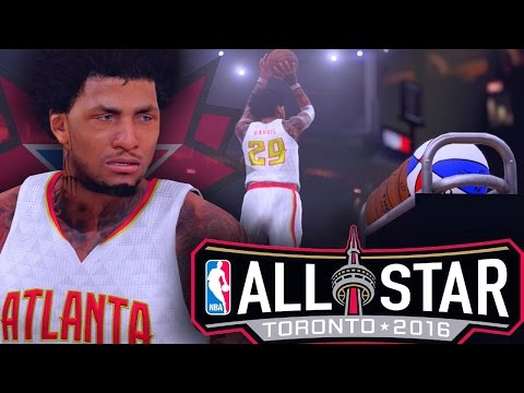 NBA 2K16 MyCAREER S3 - All Star Weekend 3 Point Contest | THEY CHEATED ME!!