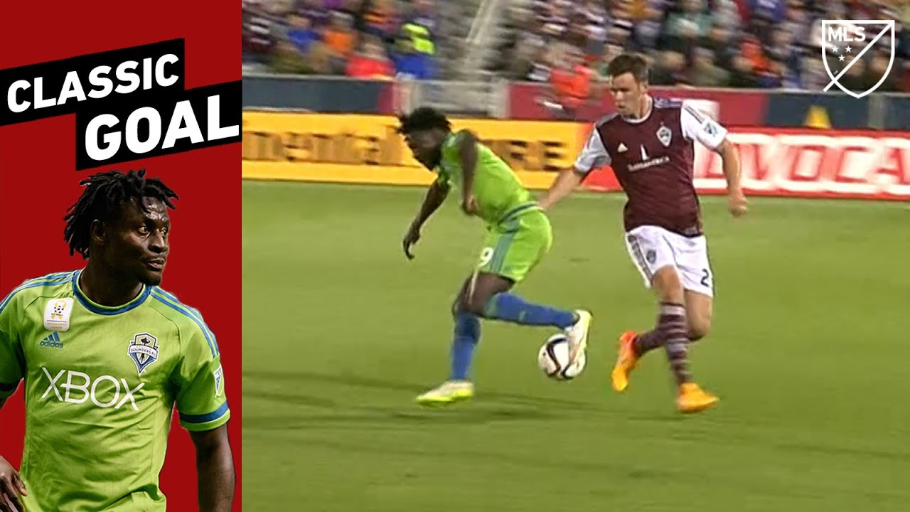 Goal of the Year! Obafemi Martins' One-of-a-Kind Astonishing Turn