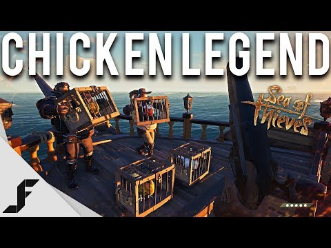 CHICKEN LEGEND - Sea of Thieves