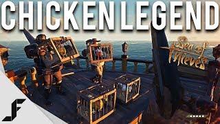 CHICKEN LEGEND - Sea of Thieves