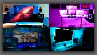 Compilation -  ¡The best Gaming Setup & Room Tour!